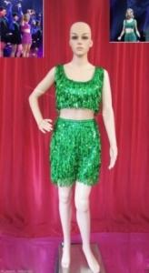 M598 Taylor Swift Sequin Costume  sc 1 st  Da NeeNa & DA NEENA M598 Taylor Swift Party Latin Salsa Dance Pageant Sequin ...