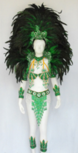 C006 Dance Costume Set