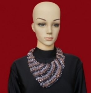 J031 Swarovski Crystal Necklace