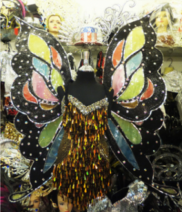C040B Butterfly Backpack