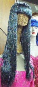 WIG3 CHER Inspired Beaded Wig