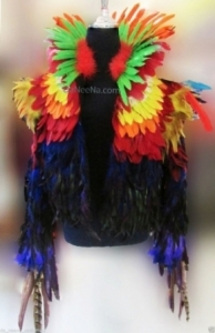 C0006 Multicolor Pheasant Jacket