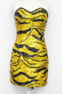 TIG Tiger Dress size S