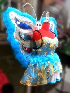 C681 Butterfly Angel Angel Wings