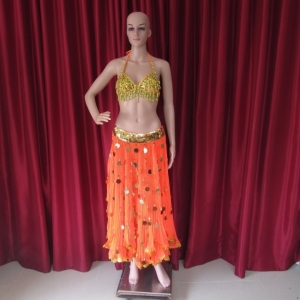 R25 Sun of King Showgirl Dress S