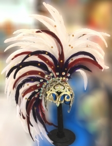 GRFB Mohawk Queen Headdress