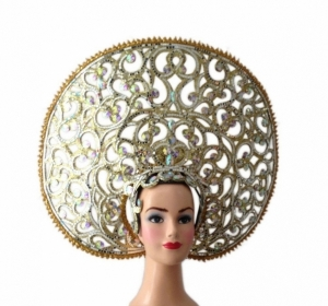 H685 World Asian Majestic Angel Headdress