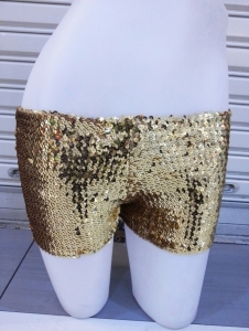 M691 The Chic Fashion Cute Showgirl Dance Pants