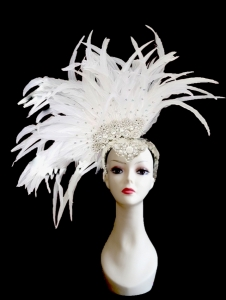 C716H Heaven Bird Angel Headdress