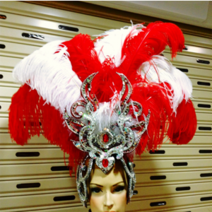 C709H Pretty Bird Ange Headdress