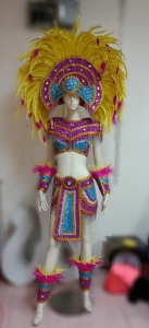 C804 Indian Angel Costume Set