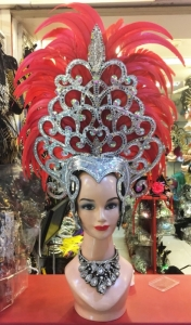 H807 Asian God Headdress
