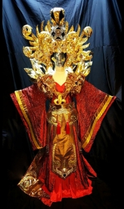 C811 Taihao Queen Princess King Prince Emperor Costume Set
