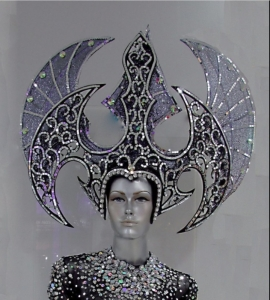 C070 Queen of War Headdress
