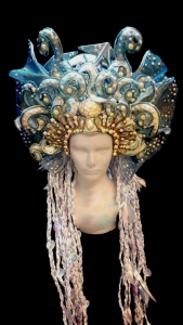 H781A The Aventure Poseidon Princess Headdress