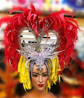 H920 The Heart of Love Angel Headdress