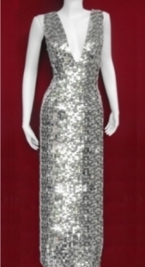 S3 Ballroom Showgirl Gown
