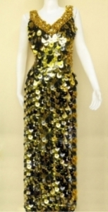 BS Showgirl Gown