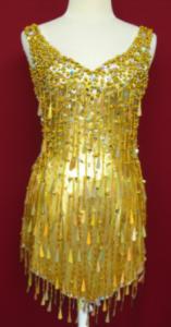 M005 Tina Turner Dress