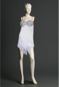 M081 Dancing With the Stars Showgirl Dress size L