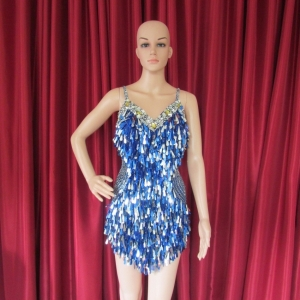 R33 Sexy Showgirl Dress sequins S, M, XL