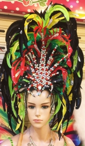 H795 Colorful of Forest Headdress