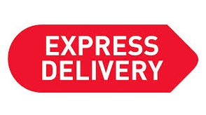 Express Shipping 8-12 days